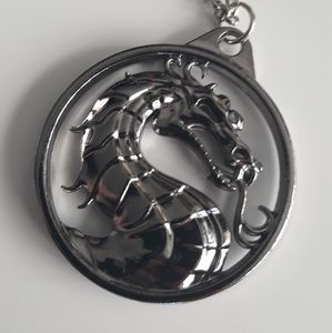 New mortal kombat necklace